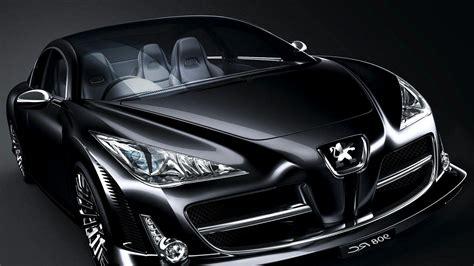 Peugeot 39 S Latest Sedan Concept Is A Drop Dead Stunner