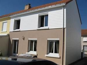 Peinture Pour Façade De Maison : peinture et bardage fa ade saint s bastien sur loire 44230 ~ Premium-room.com Idées de Décoration