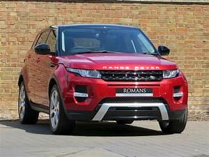 Range Rover Evoque Sd4 : 2014 used land rover range rover evoque 2 2 sd4 dynamic lux firenze red ~ Medecine-chirurgie-esthetiques.com Avis de Voitures