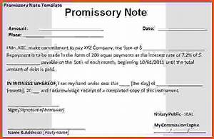 i owe you templateexample iou letter docoments ojazlink With how to write an iou template