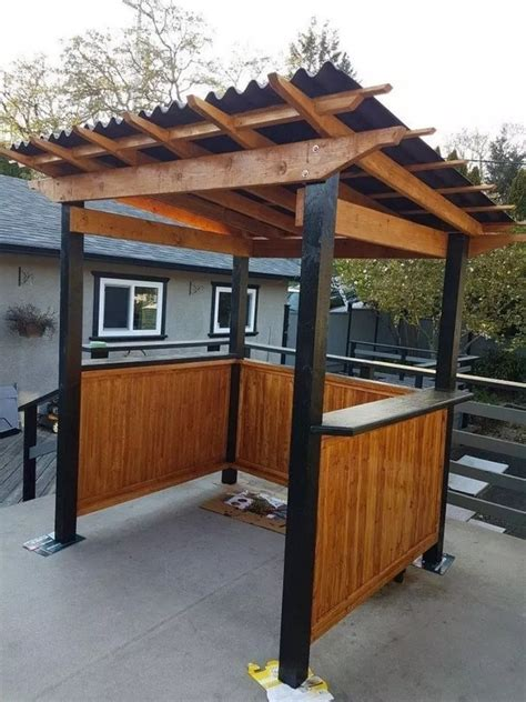33 choices diy grill station four diy ways to make a bbq
