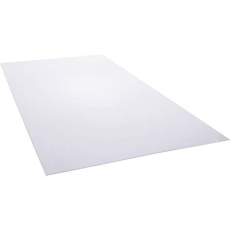 tapis de cuisine pas cher plaque polystyrène transparent lisse l 200 x l 100 cm x
