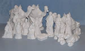 ceramic bisque nativities from 39 s ceramics