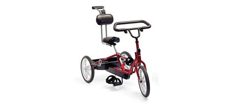 Rifton Adaptive Tricycles Are Modified Trikes