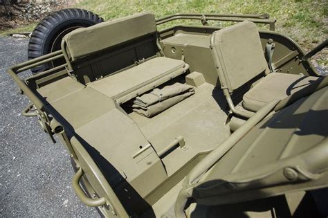 ?Found in crate? 1944 Willys MB Jeep to cross the block