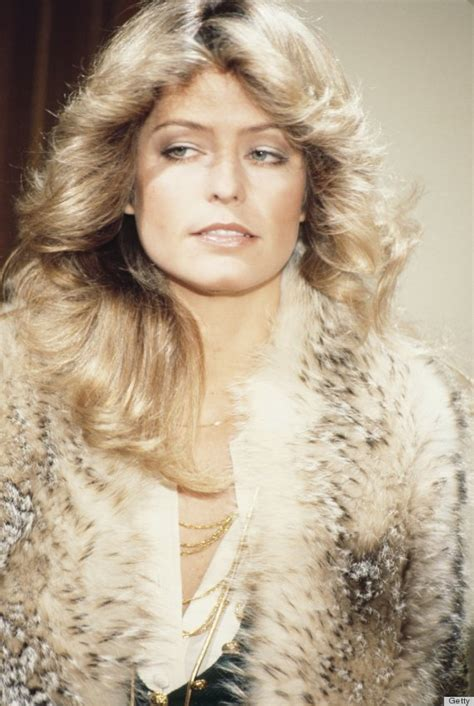 Farrah fawcett was an iconic 70s actress and one of the most wanted women of her time. 1970s Hairstyles - Trends Hairstyles