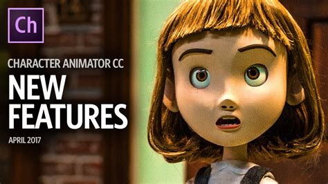 features april  adobe character animator cc