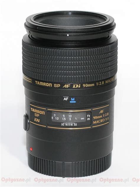 tamron sp af 90 f tamron sp af 90 mm f 2 8 di macro review introduction
