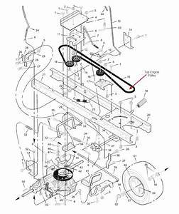 Mower Belt Diagram       Justanswer Com  Small
