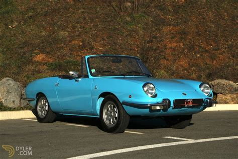 Fiat 850 For Sale by Classic 1972 Fiat 850 850 Sport Spider For Sale Dyler