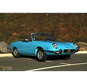 Classic 1972 Fiat 850 Sport Spider For Sale 11351  Dyler