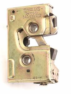 Lh Rear Door Latch Actuator 95-97 Vw Passat B4