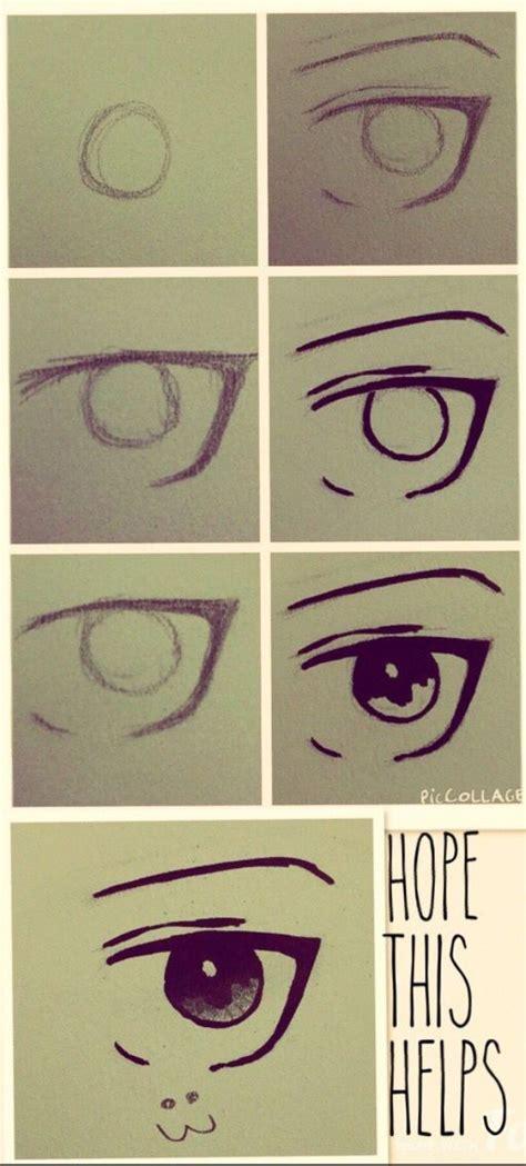draw  eye  amazing tutorials  examples