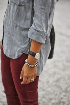 1000+ ideas about Burgundy Pants Outfit on Pinterest ...