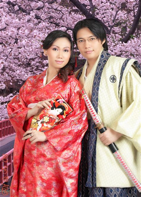 Traditional Japanese Wedding Suit by Eltis Sifil O Shinzen Shiki The Japanese Wedding