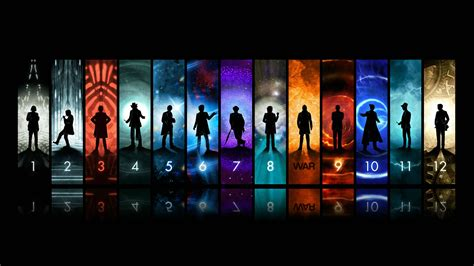 Dr Who Background Doctor Who Wallpapers Pictures Images