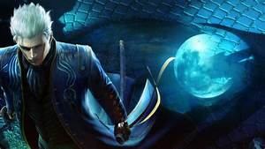 Download Vergil Wallpaper HD Devil May Cry 4 Special