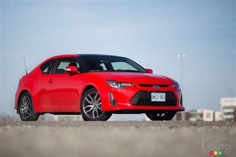2015 Toyota Scion by Scion Tc 2015 Essai Routier Toyota Charlesbourg