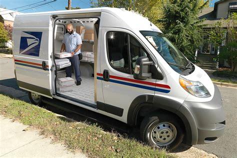 New Llv Postal Vehicle by Usps News Link