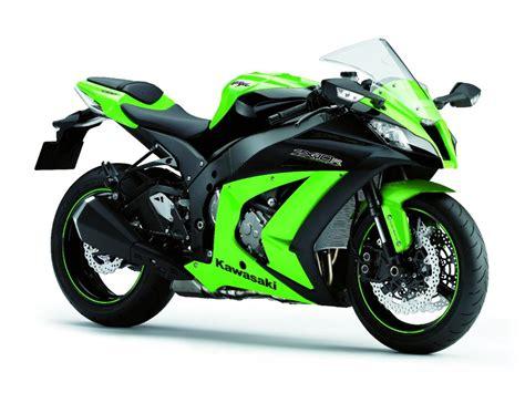 Zx10r Kawasaki by Kawasaki Zx 10r Und Zx 6r 2012 Motorrad Fotos Motorrad