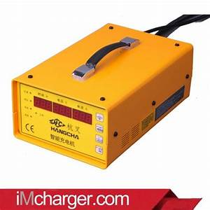 36 Volt  27 1 Amp Battery Charger For Hyster Electric Lift