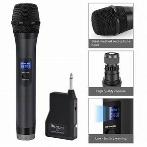 Fifine K025 Wireless Microphone Handheld Dynamic
