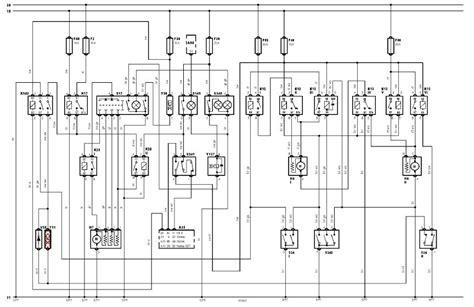 schemat elektryczny wiatrak 243 w chłodnicy opla vectry b x16xel