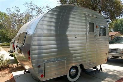 Camper Trailer Trailers Canned Ham Aljoa Travel