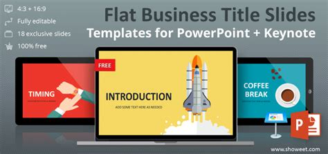 title  templates  powerpoint  keynote
