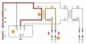 Opel Corsa B 4 Pin Coil Wiring Diagram