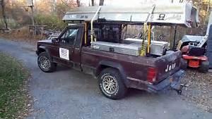 1988  U0026 1991 Jeep Comanche Pick Up