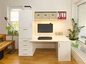 Wohn Schlafzimmer In Einem Raum : schlafzimmer und b ro in einem raum ~ Markanthonyermac.com Haus und Dekorationen