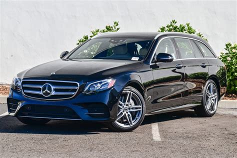 Mercedes 2019 E450 by New 2019 Mercedes E Class E 450 Wagon In Santa