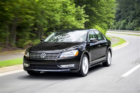 2015 Volkswagen Passat Reviews and Rating | Motor Trend