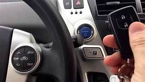 How To Start A Toyota Prius With A Dead Battery In The