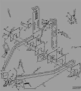Rear Hitch - Plow  Chisel John Deere 2410
