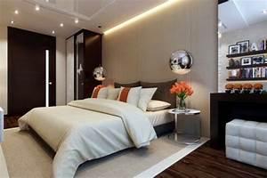 Kleines Schlafzimmer Ideen : kleine schlafzimmer modern gestaltet kleines schlafzimmer ~ Lizthompson.info Haus und Dekorationen