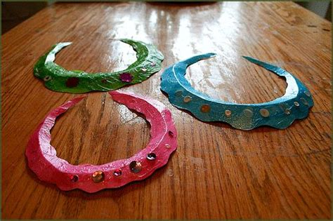 mermaid necklace craft im thinking