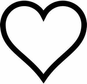 clipartist.net » Clip Art » heart icon SVG