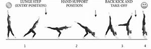 Stages Of A Handstand Performance
