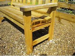 Garden Bench Seating by Wooden Outdoor Furniture Garden Bench Seats