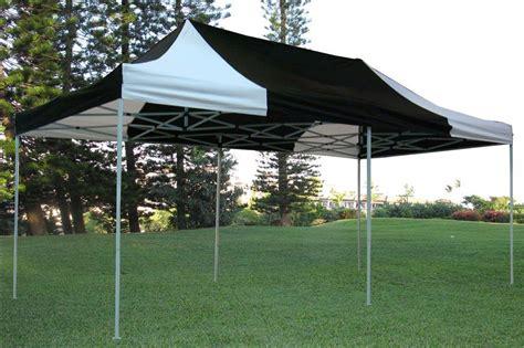 black  white pop  tent canopy gazebo