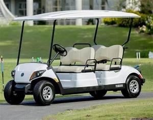 2019 Yamaha 4 Passengers Electric Golf Cart
