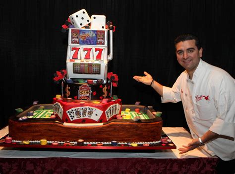 Reliving Cake Boss Buddy Valastro's Best Desserts Of All