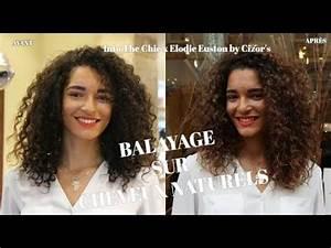 Balayage Cheveux Frisés : balayage pour cheveux fris s youtube ~ Farleysfitness.com Idées de Décoration