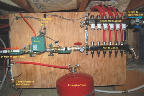 120 volt tankless water heater the radiant heat experiment did it work