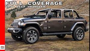 2018 Jeep Wrangler : 2018 jeep wrangler sahara rubicon test drive interior full coverage youtube ~ Medecine-chirurgie-esthetiques.com Avis de Voitures