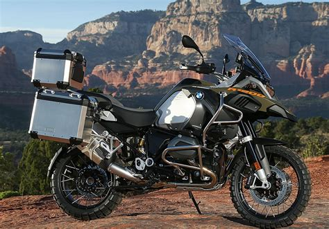 The Blurring Line Between Dual-sport And Adv