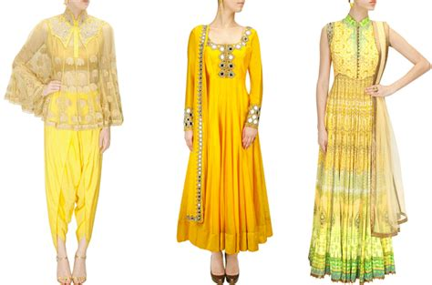Wedding Outfit Ideas for Haldi ? The Never Before Haldi