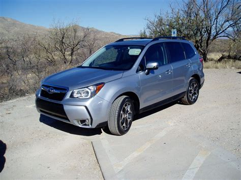 subaru forester touring xt 2014 subaru forester cars magazine